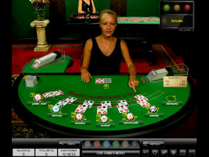 Redbet Casino Live blackjack - Net Entertainment